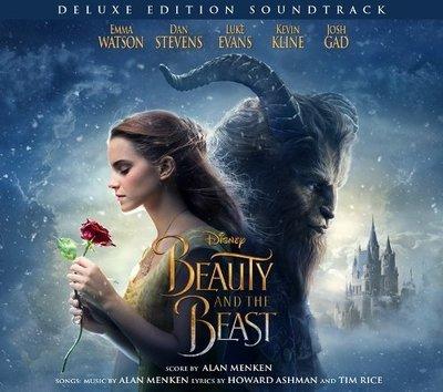 【進口版】美女與野獸-電影原聲帶(2CD豪華典藏盤) Beauty and the Beast-OST-8736224
