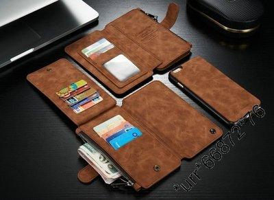 外貿 品牌 CaseMe 007 IPHONE 6S 4.7 多功能 皮套 智能 保護套 手機套 電話套 銀包 包郵