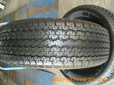 桃園.[威利輪胎].九成新.保證漂亮.落地胎.中古胎.普利司通.215/70/15.一條1500.只有四條.速來電
