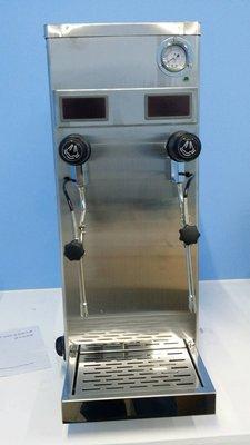 東鑫餐飲設備 / 雙口蒸氣機 / 雙蒸氣開水機