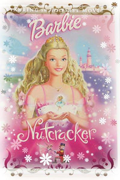 *【英語兒童教育DVD】小pen外文*Barbie--in the Nutcracker (芭蕾舞的最愛)