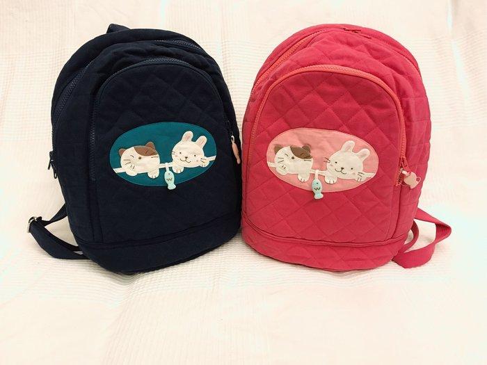 日本卡拉貓~Gon醬小兔防水兒童後背包