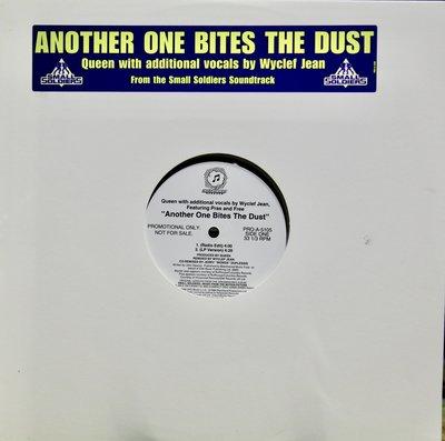 (發燒黑膠) Queen+Wyclef Jean – Another One Bites The Dust  12吋單曲