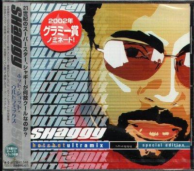 K - Shaggy - Hot Shot Ultramix 日版 CD+1BONUS NEW HOTSHOT