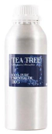 英國ND 茶樹 Tea Tree 茶樹精油 1KG 原裝、手工皂、薰香、按摩