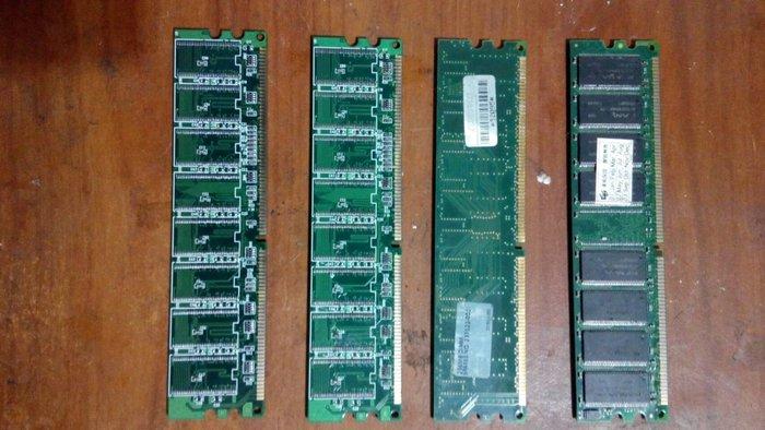 【中原電腦】中古二手/DDR/外頻400MHz/256MB/廠牌隨機/保固7日/特價品數量有限 售完為止