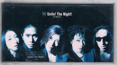 [鑫隆音樂]日語3吋CD-TRF / Unite! The Night !  {AVDD-20226} 全新/免競標