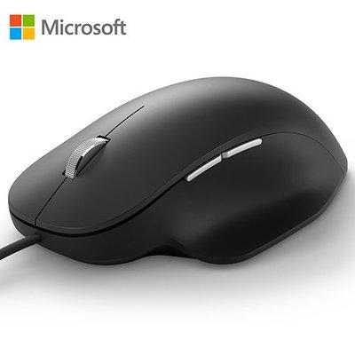 【也店家族 】 微軟 Microsoft 人體工學 有線 滑鼠 RJG-00005 舒適精準_多工按鈕 台中市