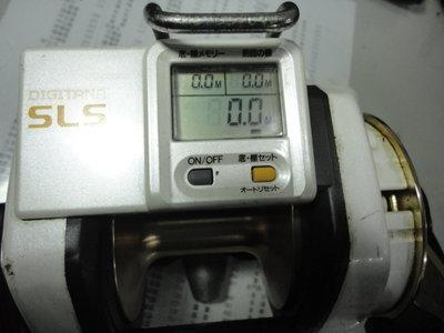 日本製SHIMANO 手動數字捲線器 sls雙速高檔5000型(鋼製齒輪+推式煞車+雙速)-11