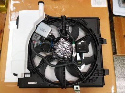 BIG Tiida 1.6(渦輪版) 原廠水箱風扇總成(含控制模組)