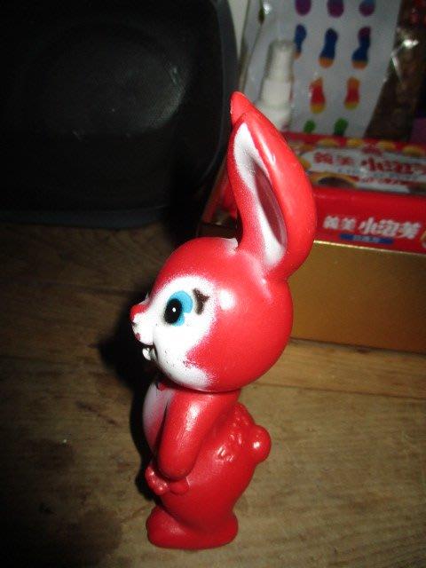 早期藥品公仔~SS老兔