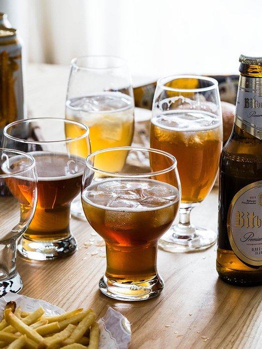 SX千貨鋪-進口啤酒杯德國扎啤杯玻璃家用創意酒杯大容量杯子水杯#玻璃杯#酒杯#水杯#茶杯#杯子套裝