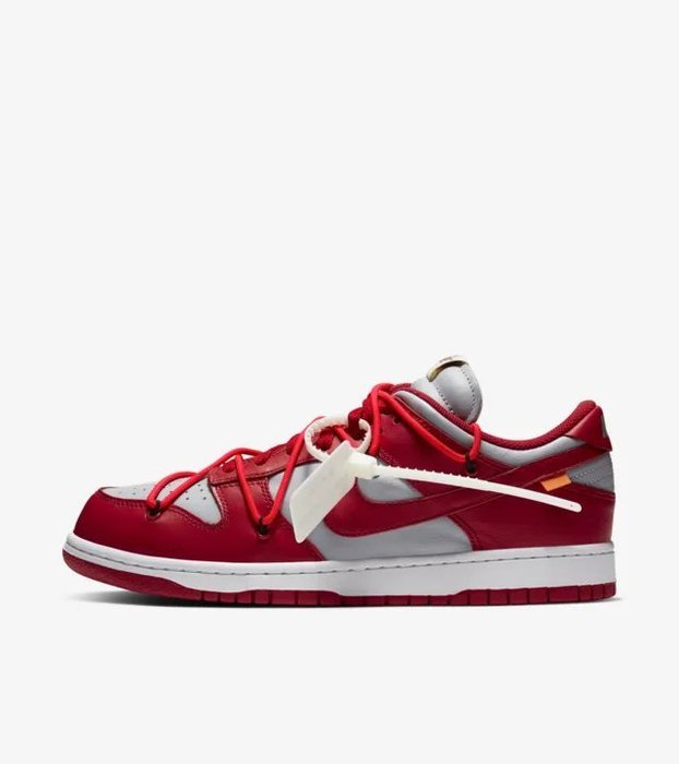 【IMPRESSION】NIKE Dunk Low x OFF-WHITE  CT0856 600 現貨