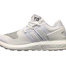 D-BOX Adidas Y-3 Prue Boost ZG Knit BY8955 Triple White 慢跑 白