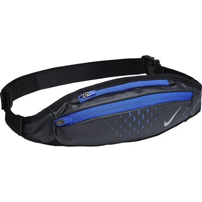 =CodE= NIKE CAPACITY WAISTPACK 小型帆布腰包(黑藍).AC4059-063.斜肩背.男女