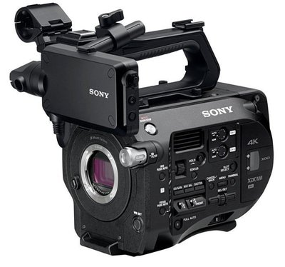 九晴天 租攝影機、租DV、租鏡頭 出租~SONY PXW-FS7 XDCAM (高速攝影機/4K)