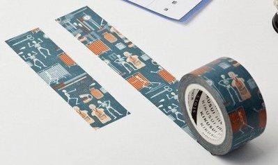 紙膠帶 菊水KIKUSUI 保健室阿姨的秘密 分裝100cm