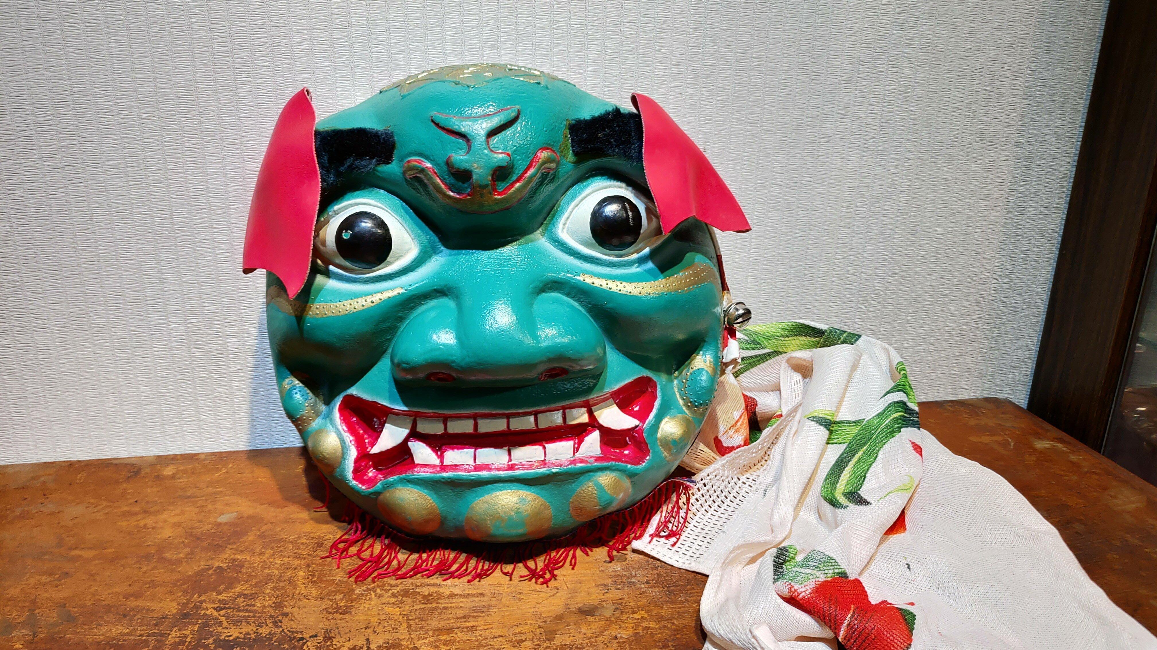 【大和139】早期台灣童玩 斗六獅頭 電話4碼 [塑膠製品]