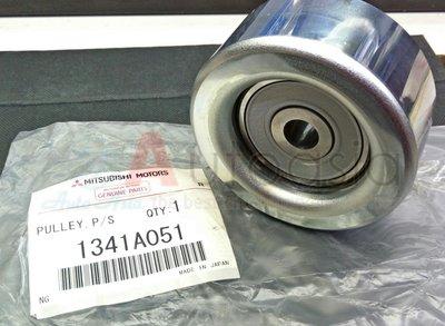 三菱 日本 正廠 SPORTBACK OUTLANDER  固定 (平面) 綜合惰輪 發電機惰輪 惰輪 軸承 皮帶盤