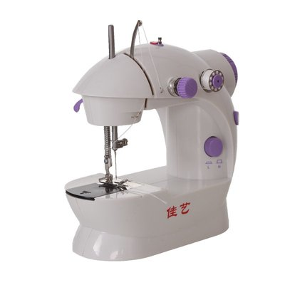 202型縫紉機家用電動迷你多功能小型