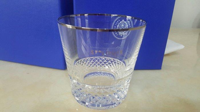 HERMES 愛馬仕旗下 saint louis聖路易水晶杯 威士忌杯 水杯 單杯禮盒 現貨