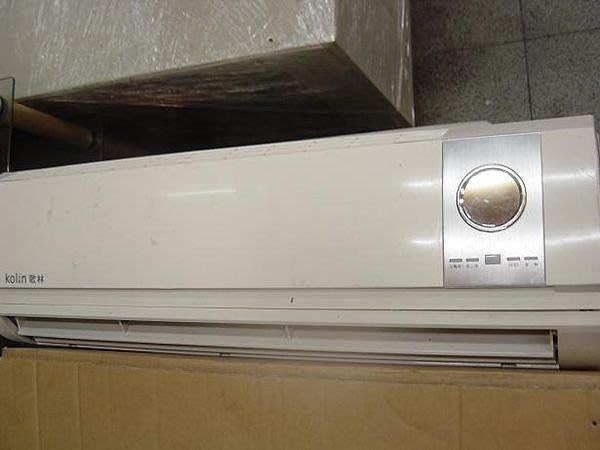 歌林分離式一對一冷氣1噸11000含基本安裝 八成新  含運  保固  破盤價
