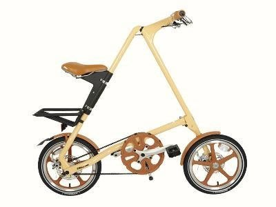 (J.J.Bike)永祺 速立達 Strida LT 16吋 蝶煞 折疊車 摺疊車 可分期 非 Birdy 布朗登
