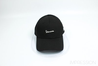 【IMPRESSION】New Era Vespa 9Forty Cap 老帽 棒球帽 黑 灰 現貨