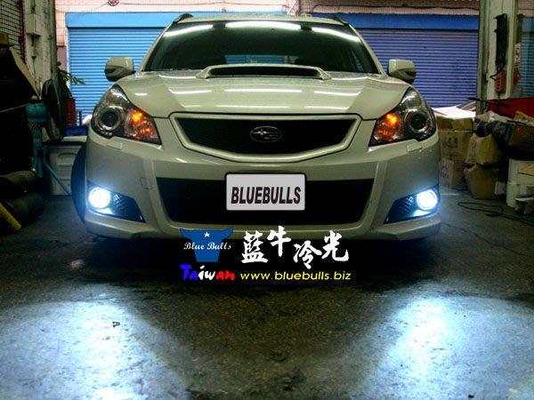 【藍牛冷光】SUBARU LEGACY STI GT 86 AERO H7 H11 魚眼霧燈 另有 HID 天使魔鬼眼 COB LED光圈 OBD HUD