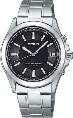 日本正版 SEIKO 精工 SPIRIT SBTM017 男錶 男用 手錶 電波錶 太陽能充電 日本代購