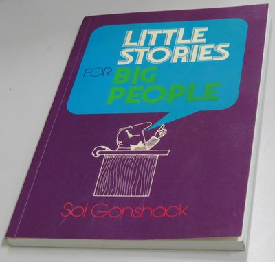 Little Stories for Big People