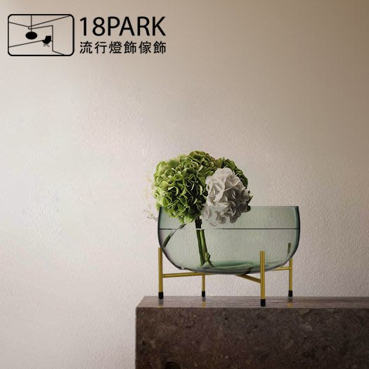 【18 Park 】生活品味 visibility [ 能見度花瓶-寬 ]