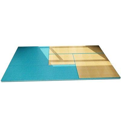 雙面日式榻榻米墊地墊塌塌米墊子定做棕墊飄窗墊床墊定制加熱椰棕家用榻榻米