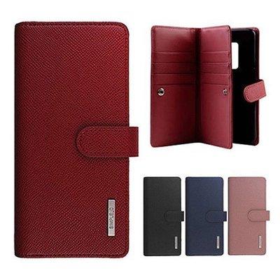 韓國 ED 多夾層 磁扣皮套 手機殼│Note8 Note9 Note10│z9209