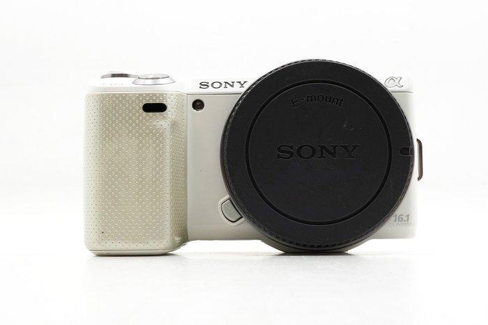 【台中青蘋果】Sony NEX-5N 白 單機身 二手 APS-C 單眼相機 日文介面 #31117