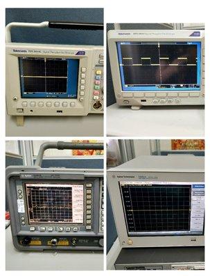良泰科技-- 二手儀器 買 賣 及 維修 示波器,頻譜分析儀 網路分析儀