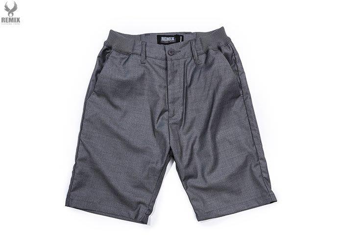 ERIC.COM 街頭品牌 Remix 15' S/S Grind Shorts [ 灰]