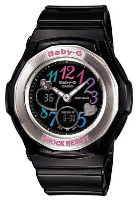 日本正版 CASIO 卡西歐 Baby-G BGA-101-1BJF 女錶 女用 手錶 日本代購