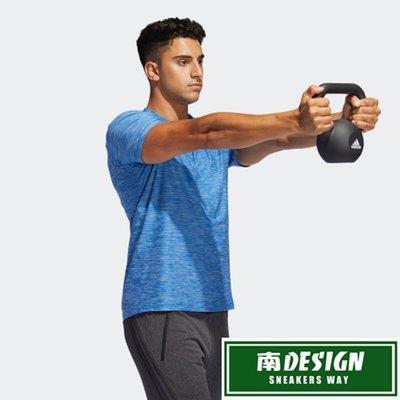 南◇2020 6月 ADIDAS ALL SET 短T 排汗 透氣 FL1551  藍  跑步 健身 運動短袖上衣 男款