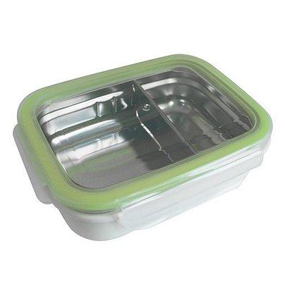 【魔法世界】美國 Innobaby 不鏽鋼隔層保鮮餐盒 320ml