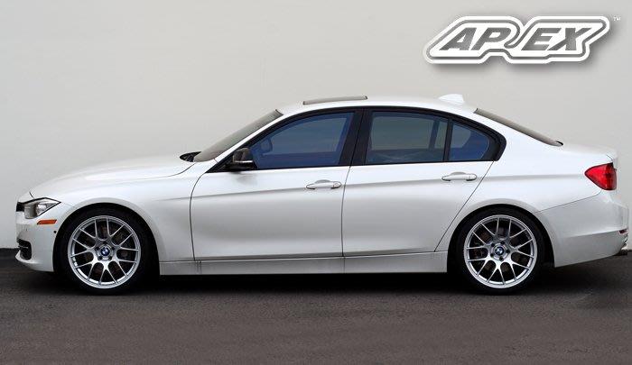 【樂駒】美國 ApexWheels EC-7 18吋 BMW F30 F31 F32 F33 F34 F36 性能 輪圈