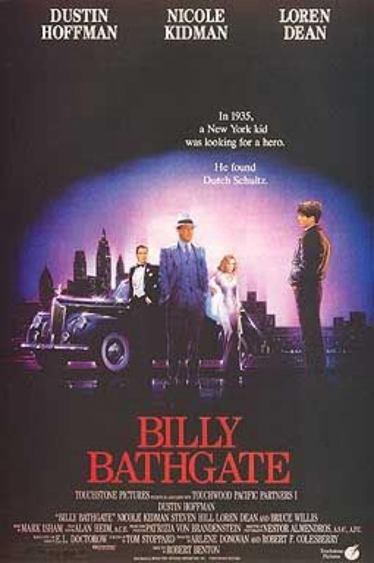 強者為王-Billy Bathgate (1991)原版電影海報