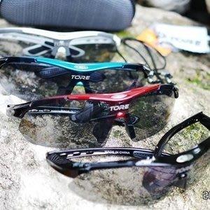 MAY SHOP【BK13198612】TORE抗UV個性運動眼鏡