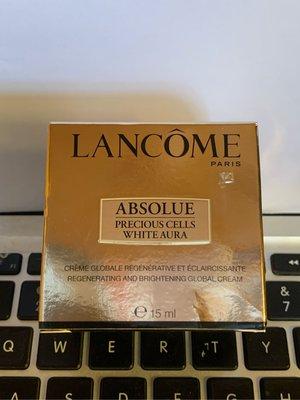 Lancôme 極緻完美純白再生面霜 absolue precious cells white aura