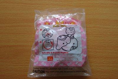 2002 麥當勞 Hello Kitty & Majestic Elephant  全新