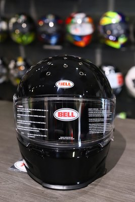 (二輪動力生活館)BELL ELIMINATOR   最新發表 全罩式安全帽 亮黑