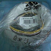 全新  2010 FIFA南非世界杯adidas迷你足球一個 (未充氣)