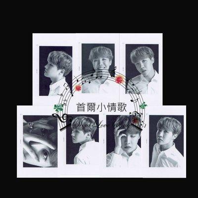 【首爾小情歌】BTS 防彈少年團 WINGS 首爾唱演唱會官方同款小卡 個人款 J-Hope