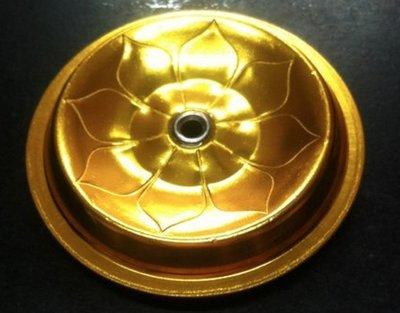 ~長益香舖~ 鋁製浮筒(浮銅/浮盤)-延長燈芯壽命-保護油燈杯安全