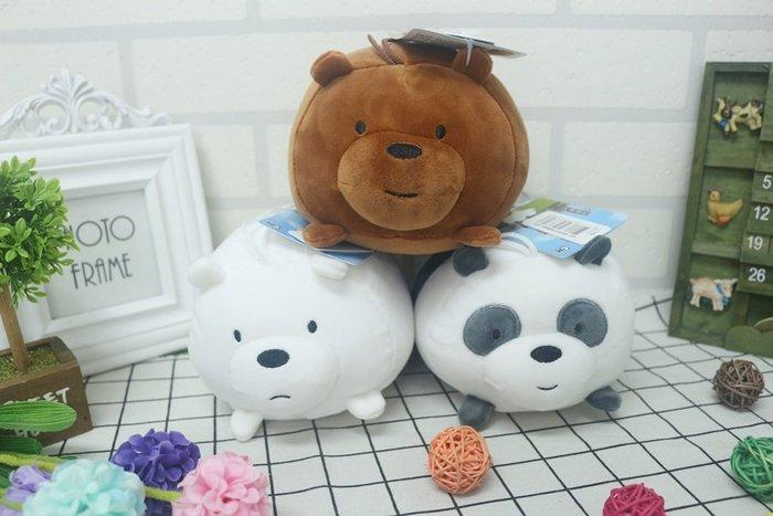【高弟街百貨】熊熊遇見你疊疊樂 疊疊熊熊遇見你吊繩娃娃 大大 阿極 胖達 吊飾 娃娃 CN正版 趴姿熊熊遇見你
